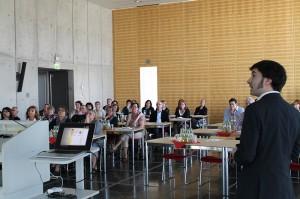 Social Media SEO Seminar in Trier
