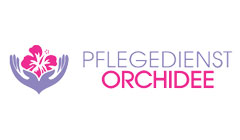 Pflegedienst Orchidee Logo